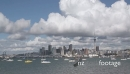 Auckland wide cloudy timelapse HD 26419