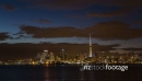 Auckland City Sunrise Timelapse 4K 26693