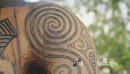 Maori Carving at Karekare beach, Auckland, New Zealand 26700