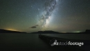 Lake Tarawera Milky Way Rising 4K 26732