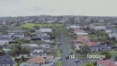 Aerial of suburbs in Auckland, New Zealand 26810