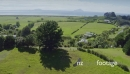 Aerial flying over farm land in Bream Bay, northland, New Zealand 26815