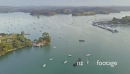 Aerial of sailing boats in Opua, Bay of Islands, New Zealand 26936