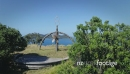 Aerial Over Rainbow Warrior Memorial At Matauri Bay, Northland, New Zealand 26941