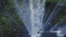 Aerial flying over rainbow falls in KeriKeri, New Zealand 26946
