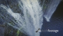 Aerial flying over rainbow falls in KeriKeri, New Zealand 26967