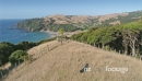 Aerial flying over Owhiti bay on waiheke island, Auckland, New Zealand 27026