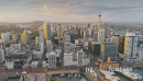 Aerial View Of Auckland City Skyline, New Zealand 27028