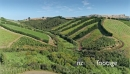 Aerial flying over a vineyard on waiheke island, Auckland, New Zealand 27039