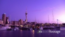 Auckland City Lights Wynyard Time-lapse Pan 1 27104