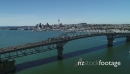 Auckland Harbour Bridge Traffic 27159