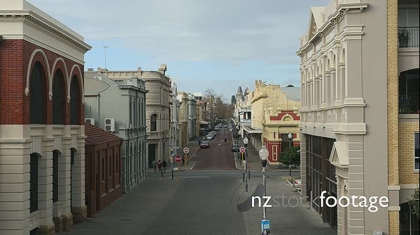 Fremantle Street Old Buildings 1 27255