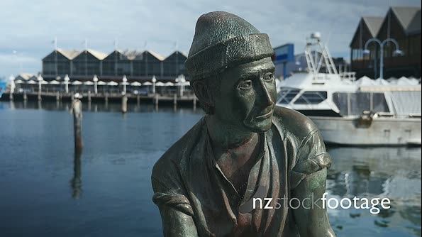 Fremantle Fisherman Statue1 27264