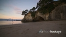 Cathedral Cove Sunset Time Lapse 27838