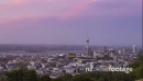 Auckland City Sunset Time Lapse 4k 27843