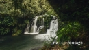 Lush NZ Waterfall Time Lapse 27849