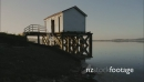 Time Lapse Of Sunrise At Wharf 28068