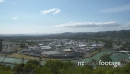 Gisborne city elevated view 28176