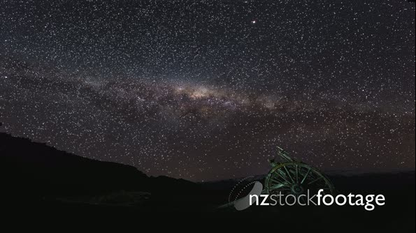 Milky Way setting in the Otago sky 28272