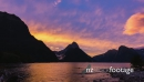 Milford Sound Fiordland Sunset 28306