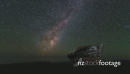Timelapse Of Milky Way Over Shipwreck Plus Meteor Explosion 28325