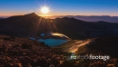 Sunrise time-lapse over Emerald Lake, Tongariro National Park, New Zealand 28328