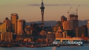 Auckland Busy City Sunrise TL 1 28366