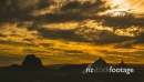Sunset Glass House Mountains 28504