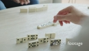 6 Hands Of People Playing Dominoes Game For Leisure Recreation 29387