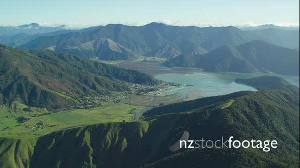 Havelock Township at the Mouth of the Pelorus and Kaituna Rivers 1 29403