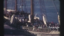 Old Sailing Ship Visits Auckland 1970's 2 29405