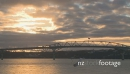 Auckland Harbour Bridge Sunset TIMELAPSE 2 3858