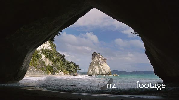 Cathedral Cove New Zealand 1 3882