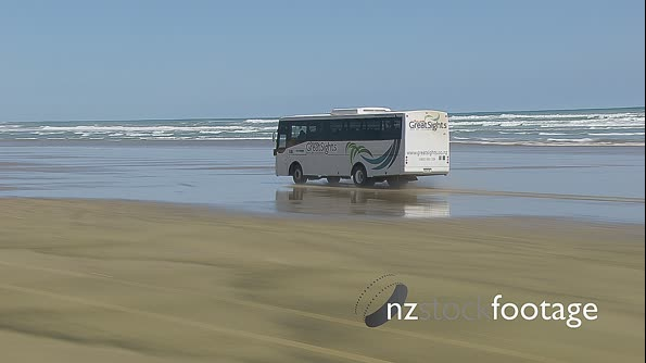 Ninety Mile Beach Bus Aerial 2 4213
