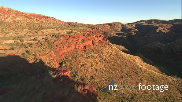 Red Hills Outback Flyover Aerial 1 4218