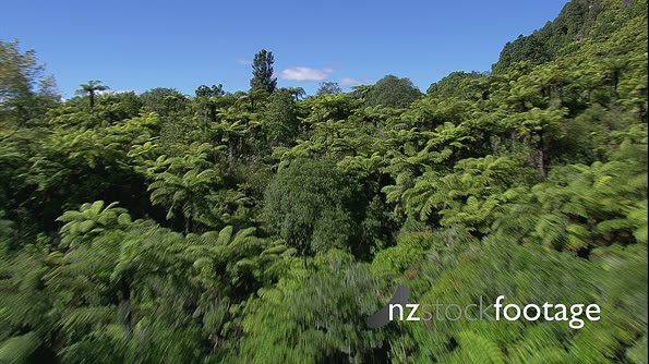Lake Tarawera HD Aerial 2 4587