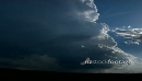 Approaching Rotating Storm Timelapse 4766
