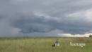 Wall cloud Timelapse ends with Staccato lightning 4789