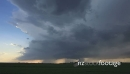 Storm Time Lapse of Storm Updraft Rotation and Rain 4837