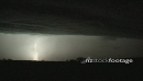 Electrically Active Thunderstorm Complex Night Time Lightning 5 4856