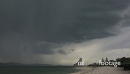 Storm Time Lapse over Beach 4864