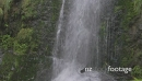 Low to high cascade falls in slow motion 5032