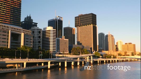 Brisbane City Time-Lapse  Day to Night 1 5061