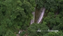 Queensland Tropical Waterfall Aerial 2 5090