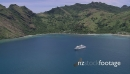 Tropical Island With Cruise Ship in Bay 1 5100