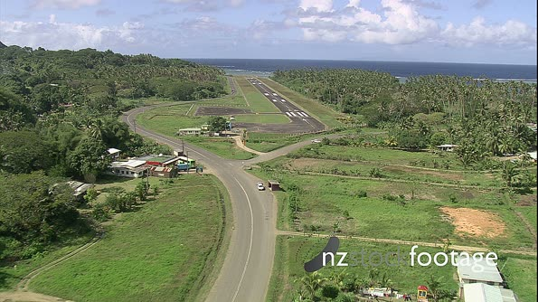 Fiji Approach Small Airport Aerial 2 5108