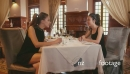 Female Friends Talking In Restaurant 5163