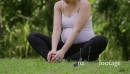 Relax, pregnant woman, mother doing yoga, maternity, mom 5757