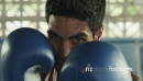 Sport And Combat With Young Hispanic Man Boxing In Gym 6206