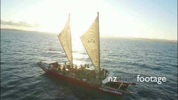 Voyaging Trust Waka 01 HD 24982